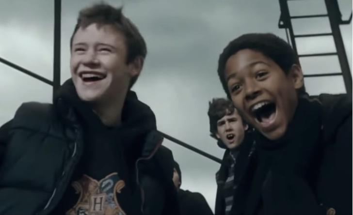 Фото №8 - Топ-10 самых прикольных бромансов в «Гарри Поттере»