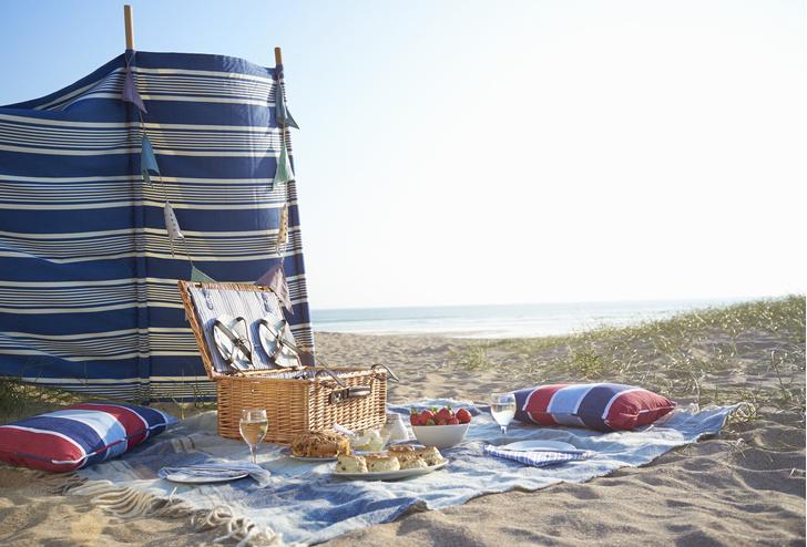 Фото №9 - Пикник на пляже: 10 секретов успеха