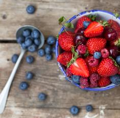 От пасты до сыра: 34 оригинальных рецепта с ягодами
