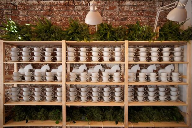 Фото №4 - Летняя pop-up веранда Eggsellent в ресторане «Фаренгейт» от дизайнеров ИКЕА