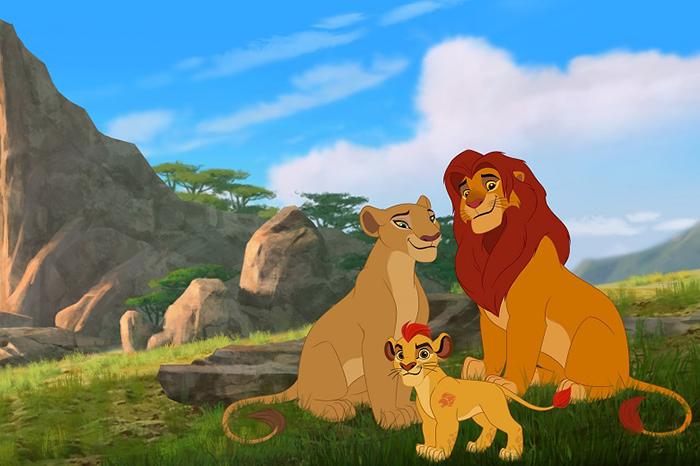 Фото №3 - Канал Disney представляет наследника Короля Льва!