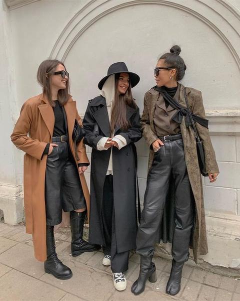 Фото №1 - Модные лайфхаки: как носить летние вещие зимой