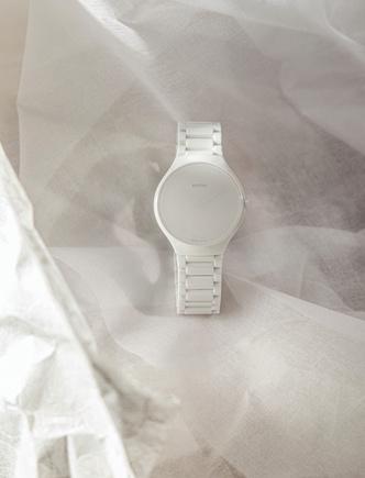 Фото №1 - Сейчас и навсегда: часы Rado, созданные в сотрудничестве с Ли Эделькорт
