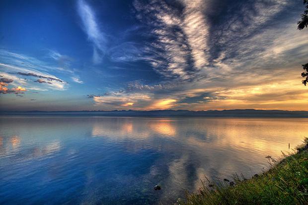 Фото №11 - Гляжусь в озера синие: 5 озер России, где стоит провести отпуск