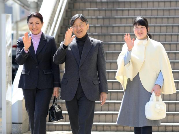 Фото №2 - Единственная дочь императора Японии: 5 любопытных фактов о принцессе Айко