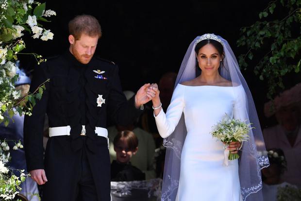 Фото №2 - Представлены доказательства, что Меган Маркл солгала про «ненастоящую свадебную церемонию»