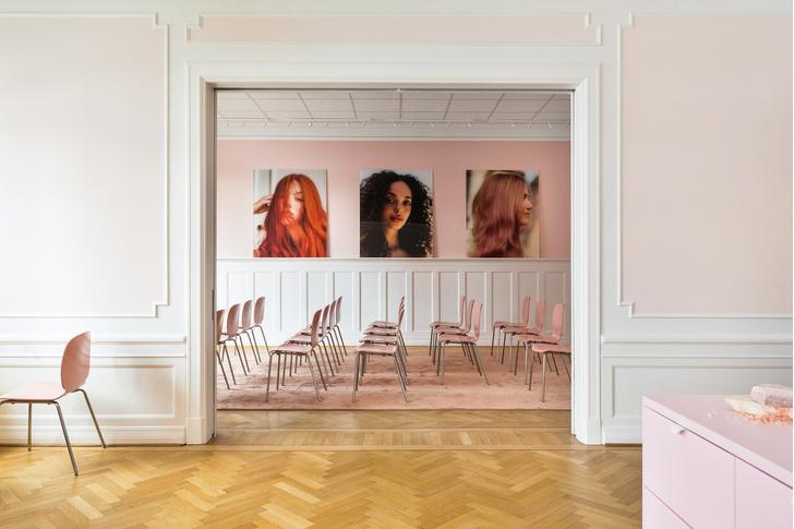 Фото №7 - Салон красоты в пастельных тонах в Стокгольме