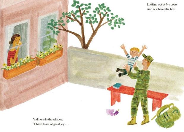 Фото №3 - Меган Маркл написала детскую книгу под названием «Скамейка»