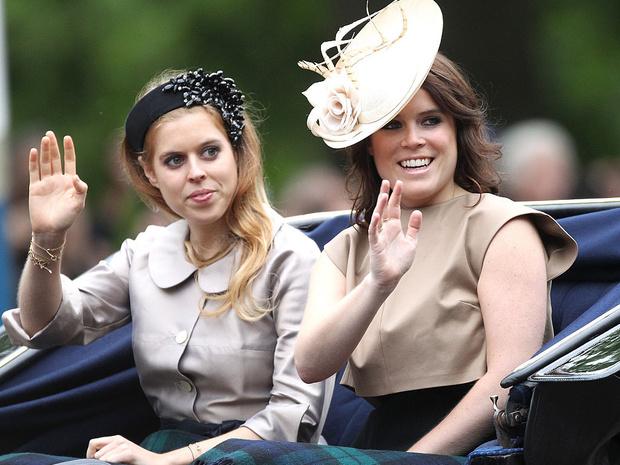 Фото №3 - Война сестер: из-за чего принцессы Йоркские поссорились перед свадьбой Евгении