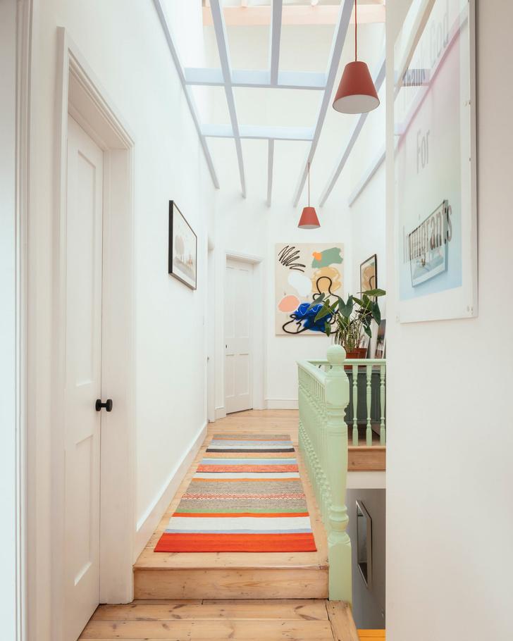 Фото №9 - Дом со стеклянной пристройкой в Лондоне