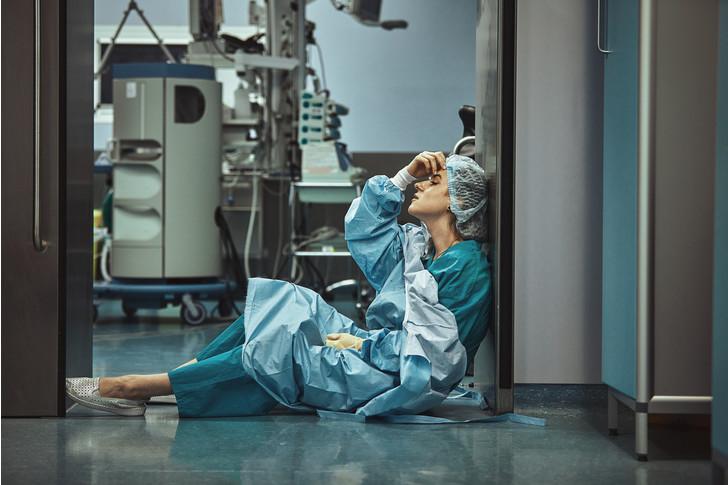 Начальник Госпиталя для ветеранов войн объяснил, как человек дышит при 100% поражении легких