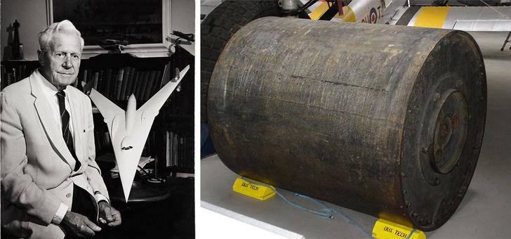 Фото №1 - Операция «Порка»: как британцы бомбили дамбы Третьего рейха «прыгающими» бомбами