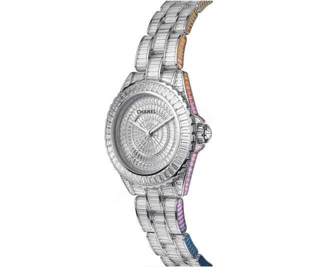 Фото №3 - Watches & Wonders 2021: новинки Chanel, вдохновленные электронной музыкой
