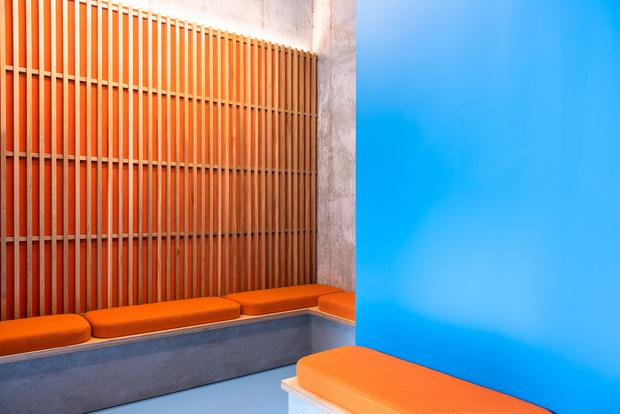 Фото №7 - Студенческое общежитие в духе Ле Корбюзье в Шеффилде