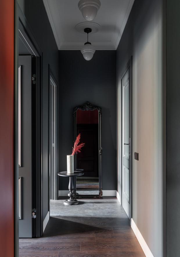 <p>Квартира в Москве. Проект Анны Еводокимовой.</p>