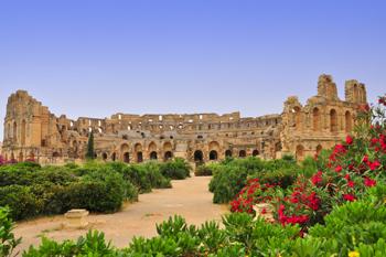 Фото №2 - 10 лучших древнеримских руин вне Италии