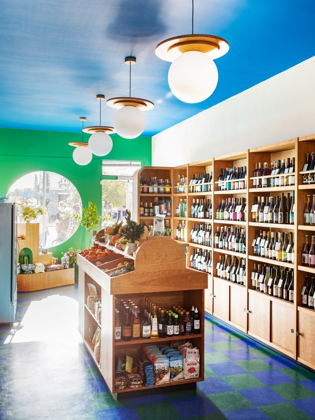 Фото №6 - Магазин Wine and Eggs в Лос-Анджелесе