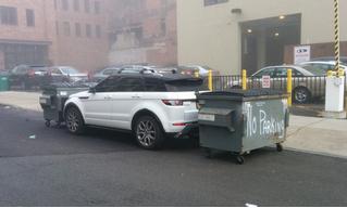 Вот что ждет тех, кто паркуется как кретин! 16 мстительных ФОТО