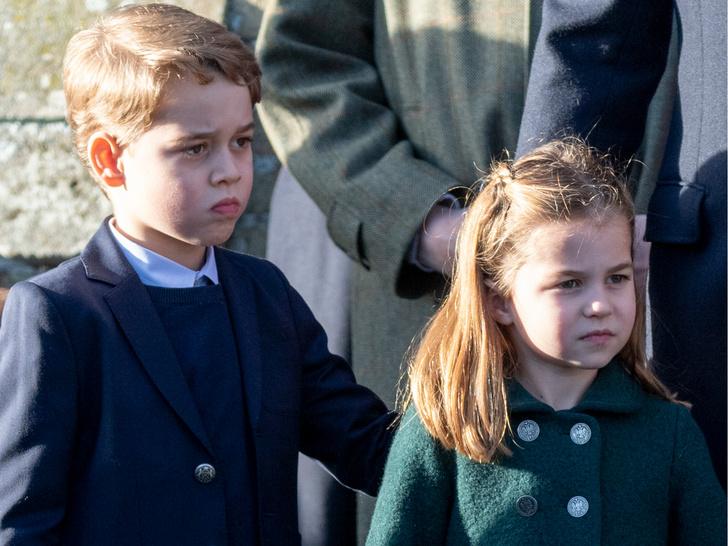 Фото №1 - Сложный этап: первая тяжелая потеря, которую пережили дети Кембриджских