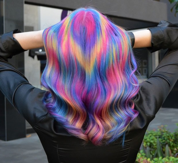Фото №2 - Fabric-bleached hair: новый тренд в окрашивании волос