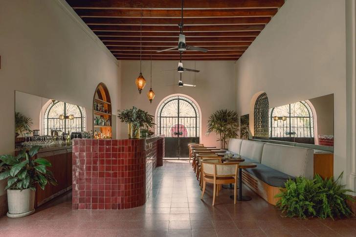 Фото №4 - Отель в Мексике в здании виллы 1910 года