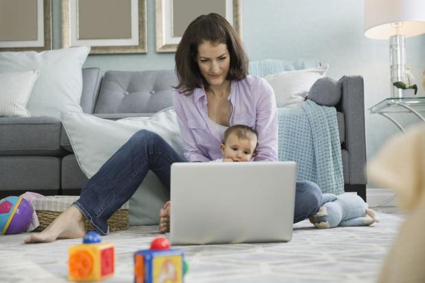 Фото №3 - Работа на дому в декрете: идеи для мам
