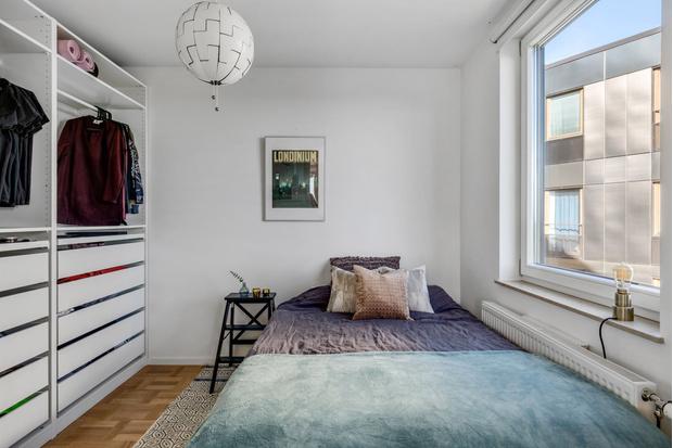 Фото №8 - Маленькая квартира в пригороде Стокгольма