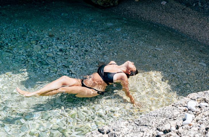 Фото №2 - Полезна или вредна морская вода для волос?