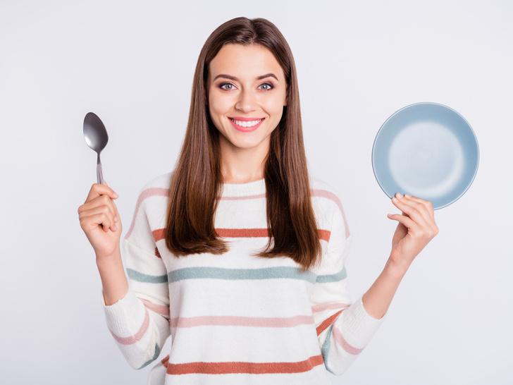 Фото №1 - Лечебное голодание Экадаши: как худеть по лунному календарю