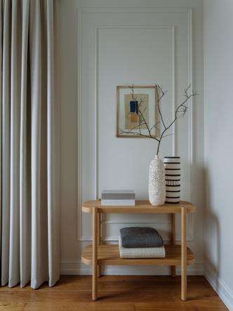Фото №10 - Светлая квартира 60 м² для молодой пары из Петербурга