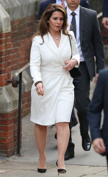 Принцесса Иордании Хайя Бинт Аль-Хусей, 47 лет