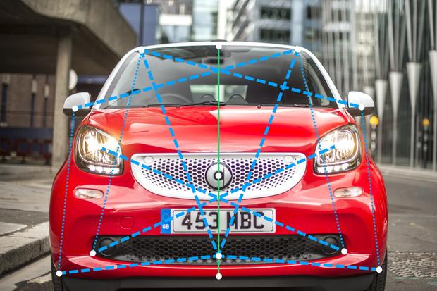 Фото №1 - Опубликован список самых красивых с точки зрения математики автомобилей