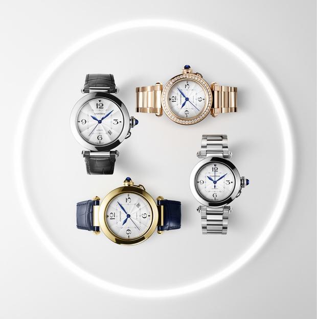 Фото №2 - Время действовать: часовые новинки Cartier