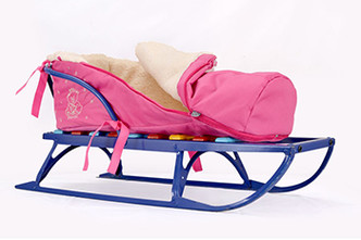 Фото №9 - Люби и саночки возить: как выбрать зимний транспорт для детей