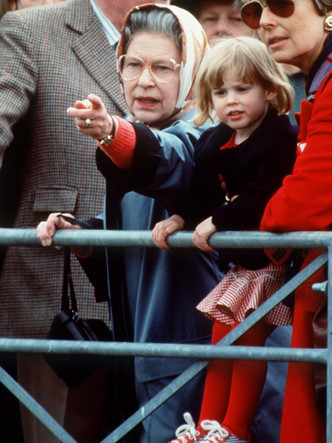 Фото №3 - Все внучки и правнучки Елизаветы II, названные в ее честь