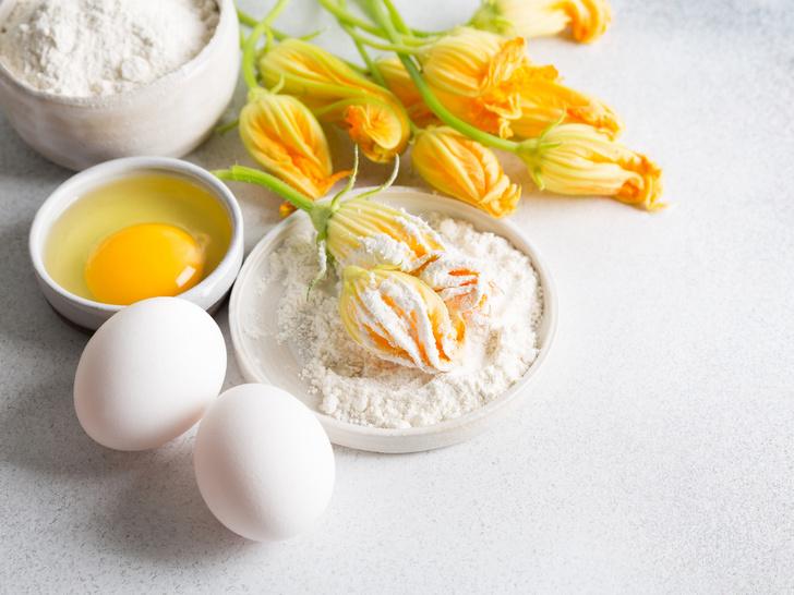 Фото №2 - Рецепт недели: фаршированные цветки цукини