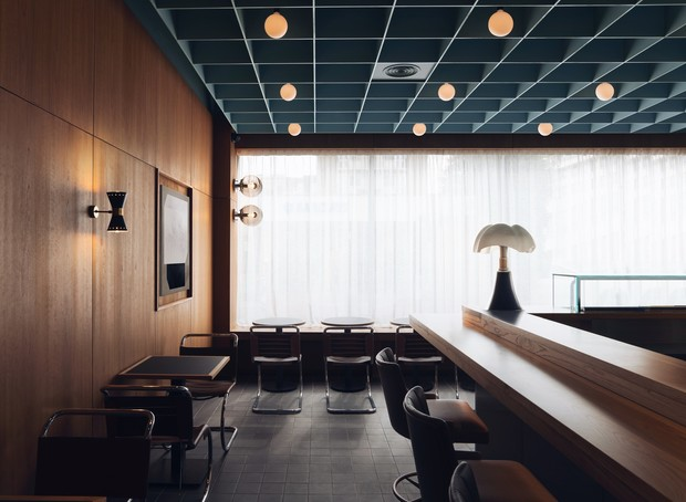 Фото №2 - Японский ресторан на месте бывшей почты в Лондоне