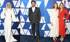 Главные образы гостей ланча номинантов премии «Оскар-2019»