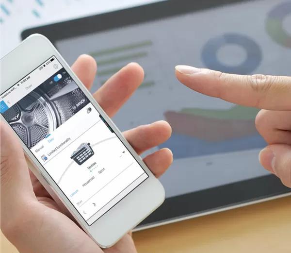 Фото №8 - Новая линейка узких стиральных машин Bosch PerfectCare