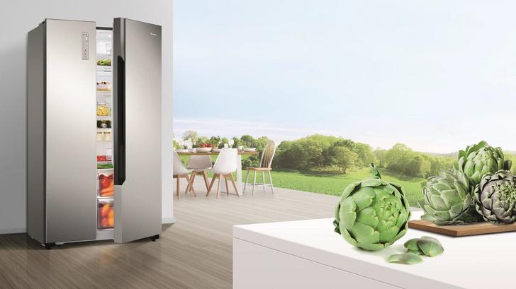 Фото №1 - Какой холодильник спасет наши продукты жарким летом?