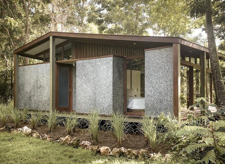 Фото №7 - Tetra Pod: сборный дом из переработанных материалов в Индонезии