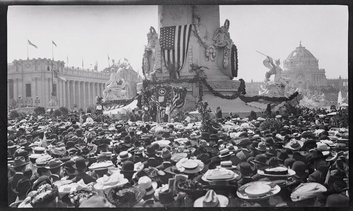 Фото №1 - Олимпийский марафон 1904 года: комедия абсурда и сюжет для Тарантино