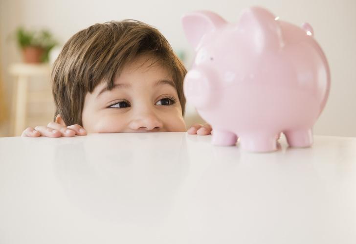 давать деньги ребенку— когда и сколько