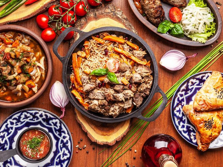 Фото №1 - 4 рецепта азербайджанской кухни, которые понравятся каждому
