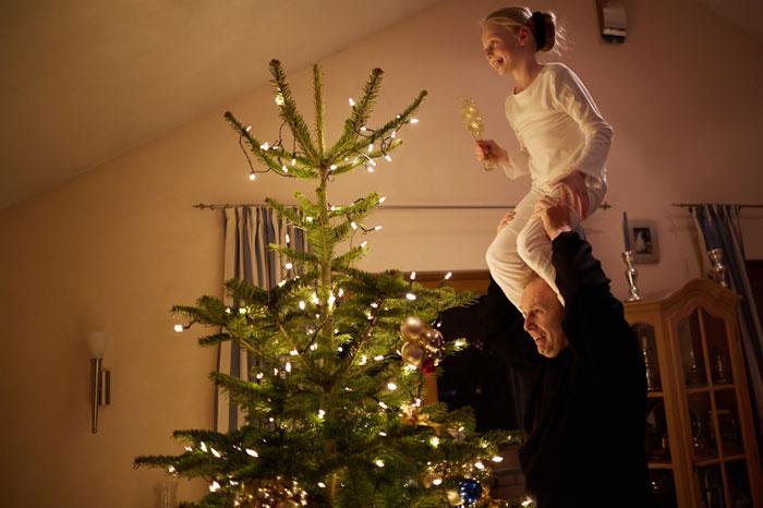 Фото №3 - Чтобы елка стояла долго