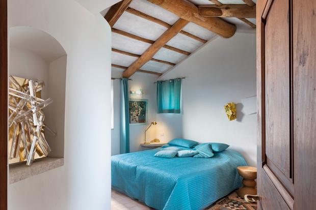 Фото №13 - Вилла по проекту Савена Куэля на Сардинии