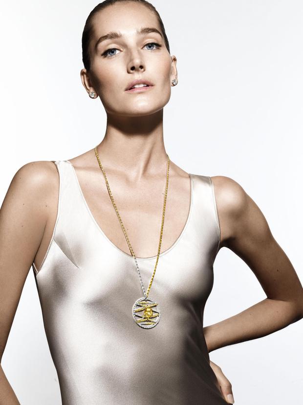 Фото №29 - Невозможно прекрасная коллекция высокого ювелирного искусства Tiffany & Co.
