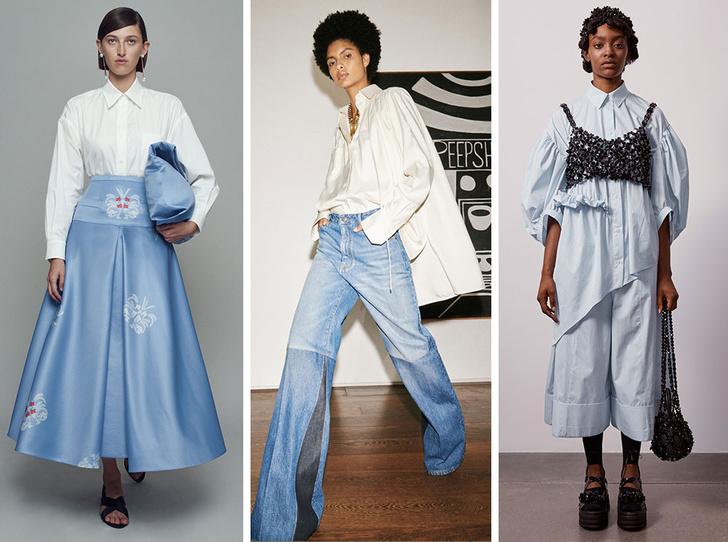 Фото №7 - Тренды весны и лета 2021 с Недели моды в Лондоне