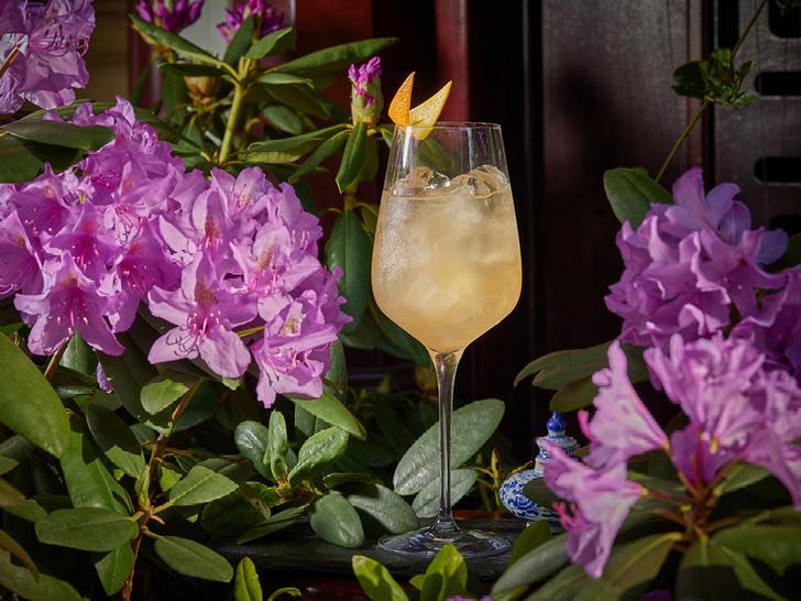 Фото №3 - Легкость бытия: 5 необычных коктейлей с шампанским