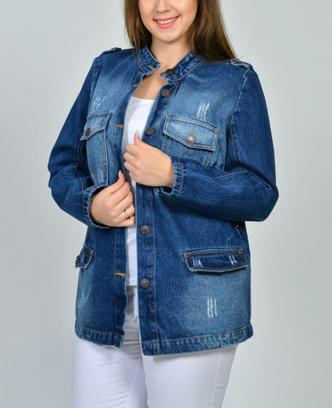 Фото №7 - От длины до декора: 5 главных ошибок при выборе джинсовой куртки